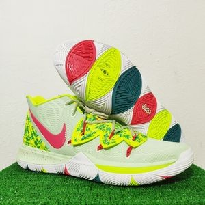 Nike Kyrie 5 EYBL Promo Ember Basketball Shoes